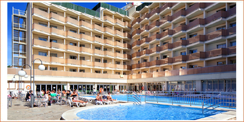 Siesta Holidays H Top Royal Beach